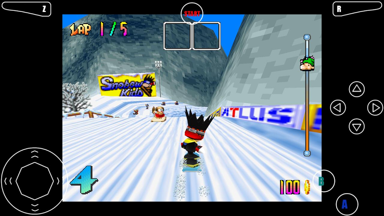 Android a N64 Plus (N64 Emulator) Screen 2