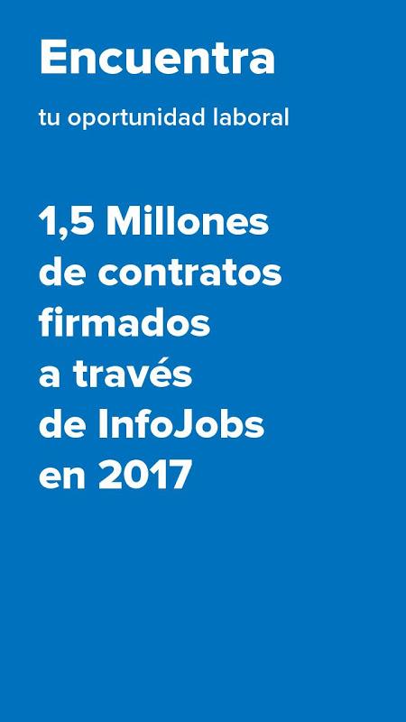 InfoJobs - Job Search 2.95.1 Screen 10