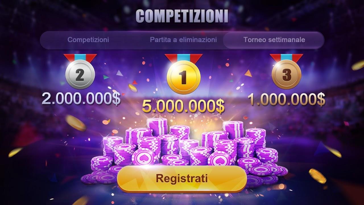 Poker Italia HD 7.1.208 Screen 2