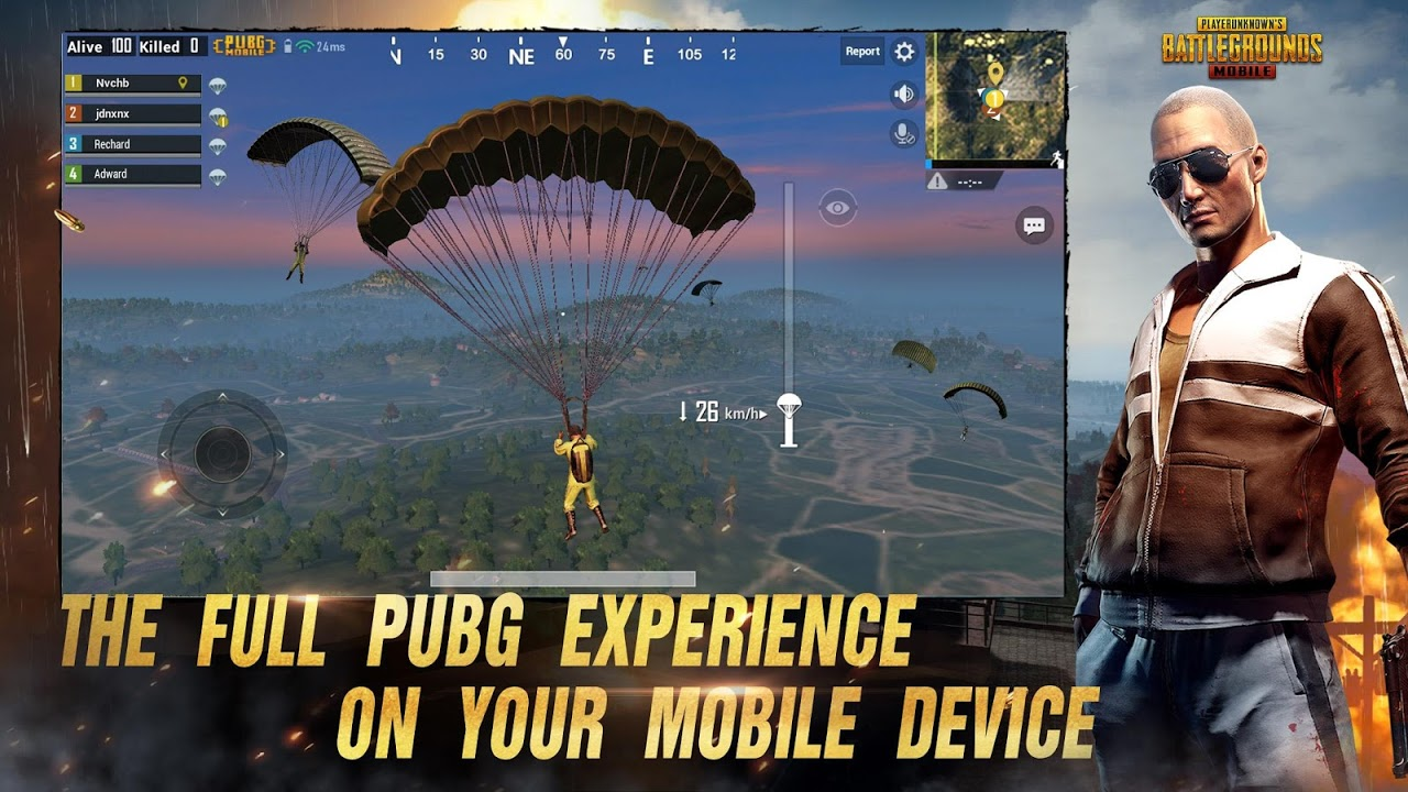 PUBG MOBILE 0.5.0 Screen 6