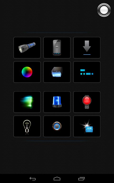 Android Torch - Tiny Flashlight ® Screen 8