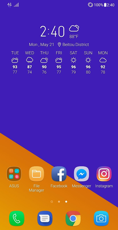 ASUS Weather 5.0.1.17_181213 Screen 6