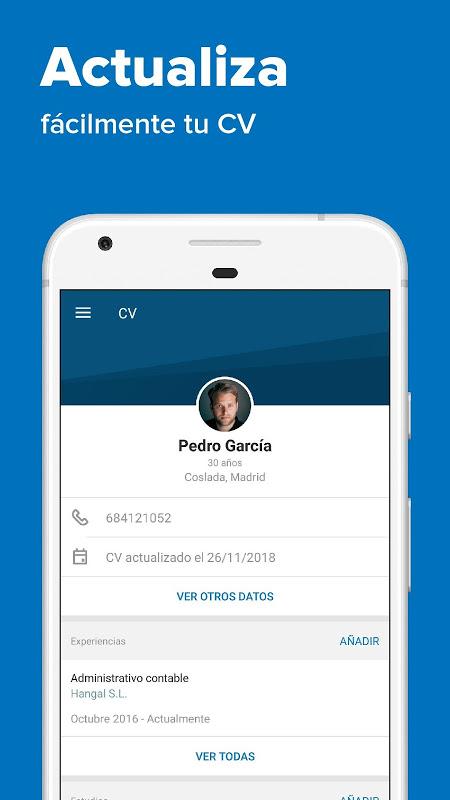 InfoJobs - Job Search 2.95.1 Screen 6