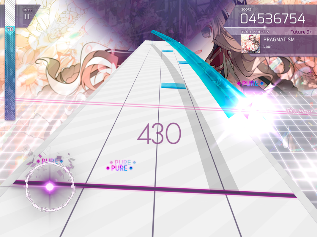 Arcaea - New Dimension Rhythm Game 2.0.3 Screen 2