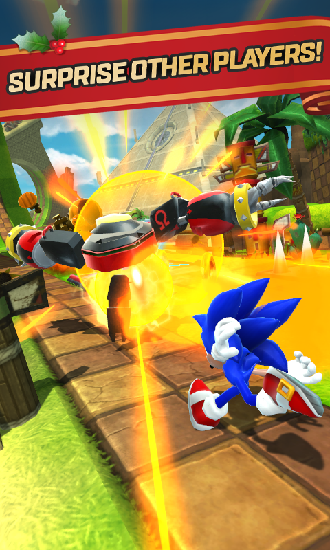 Sonic Forces: Speed Battle 1.2.0 Screen 4