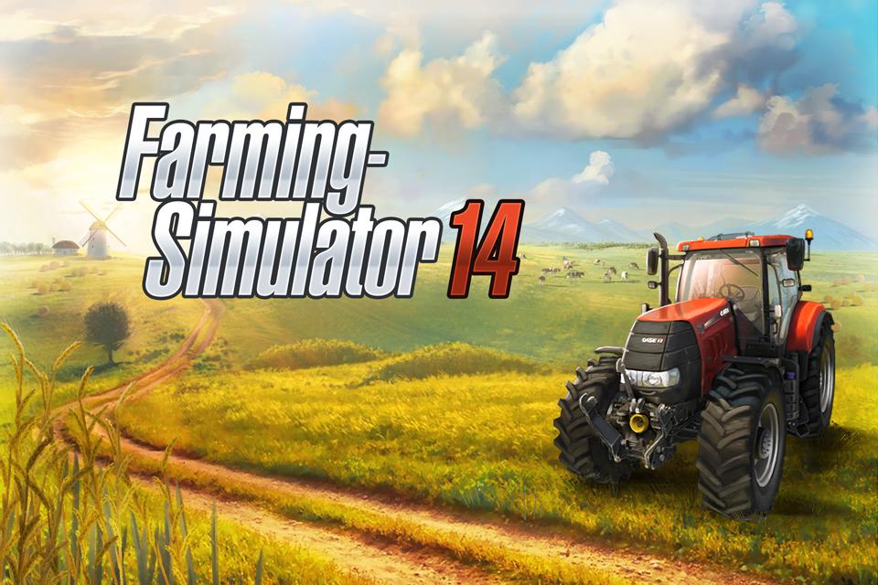 Farming Simulator 14 1.4.8 Screen 10