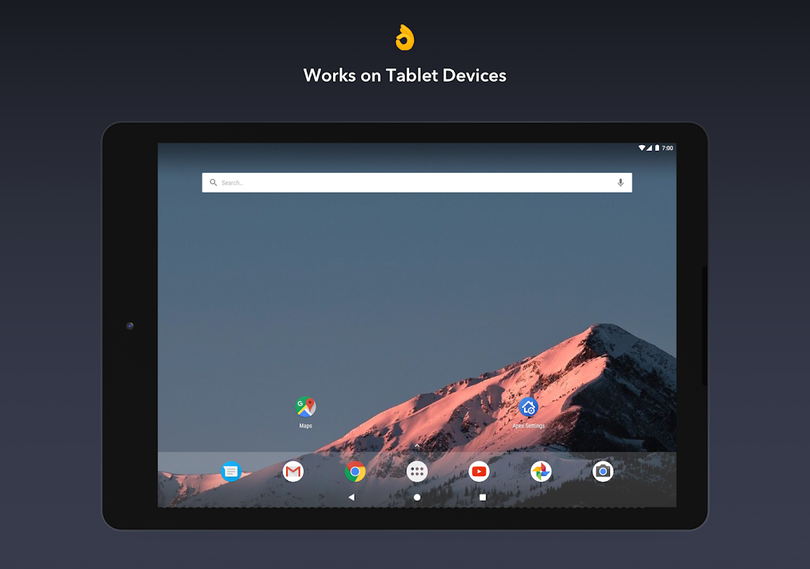 Apex Launcher 4.1.1 Screen 7