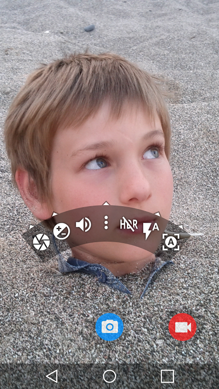Android Snap Camera HDR Screen 11