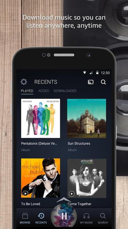 Amazon Music 8.0.2 Screen 12