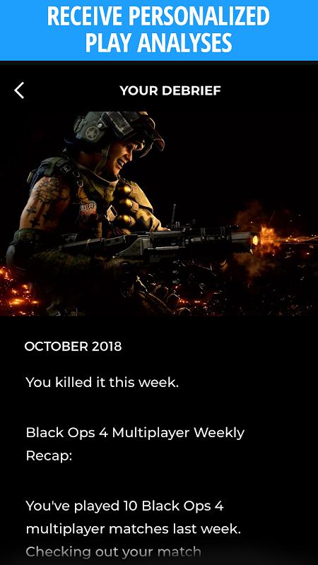 Call of Duty Companion App 1.0.5 Screen 1