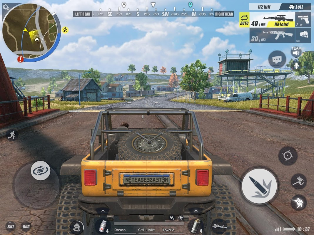 RULES OF SURVIVAL 1.112938.112950 Screen 7