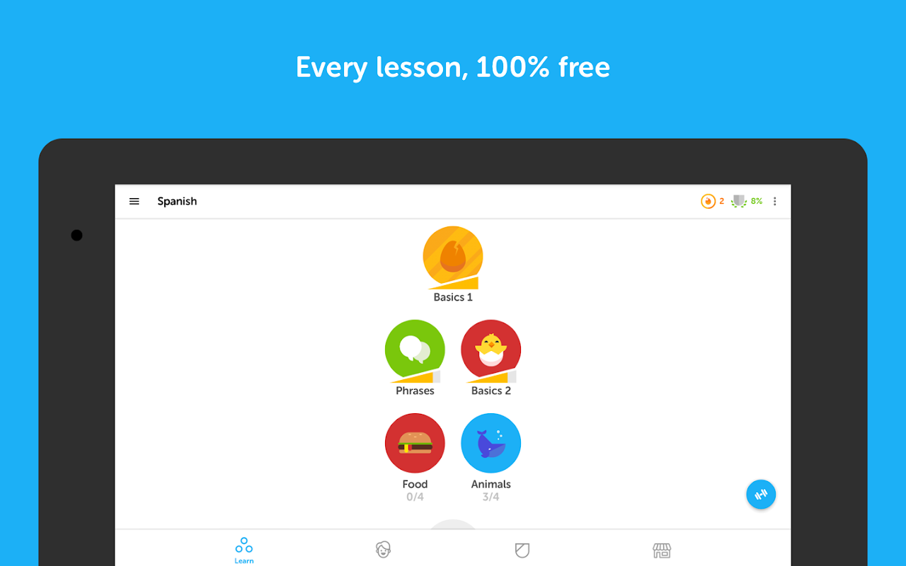 Duolingo: Learn Languages Free 3.106.5 Screen 11