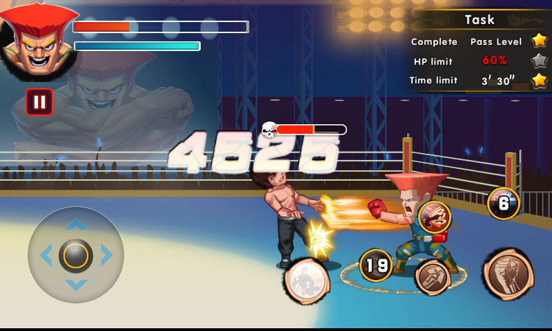 Super Boxing Champion: Street Fighting 1.0.6.108 Screen 3