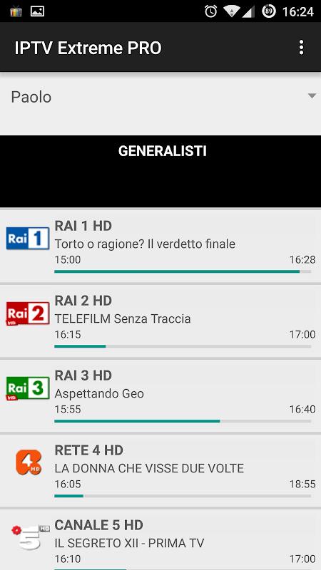IPTV Extreme Pro 88.0 Screen 8