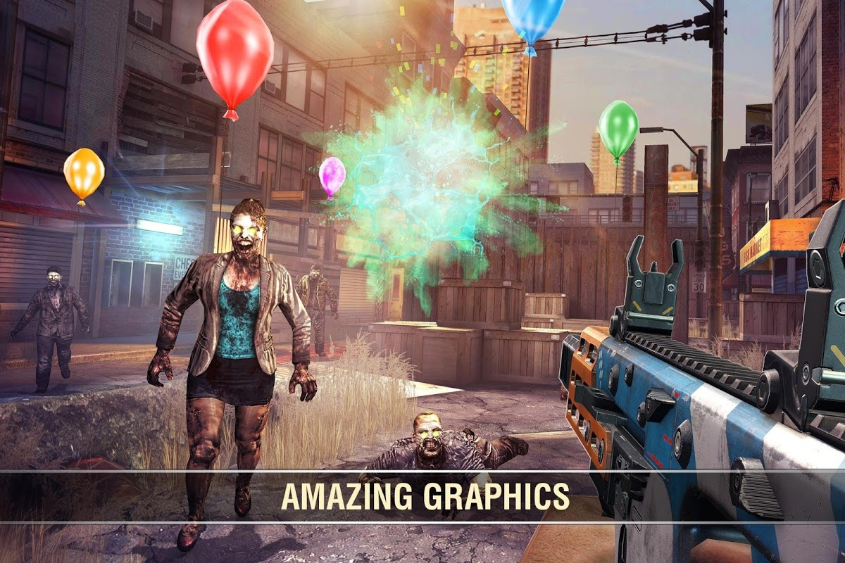 Dead Trigger 2: First Person Zombie Shooter Game 1.5.3 Screen 4