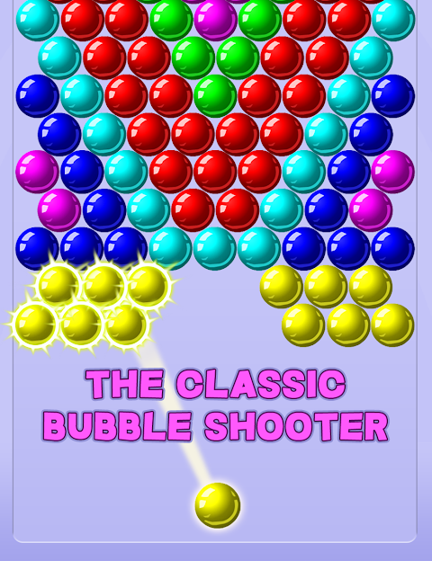 Bubble Shooter 7.051 Screen 1