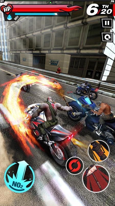 Fury Rider 1.0.3 Screen 4