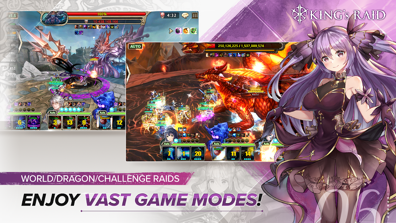 King's Raid 3.52.6 Screen 4