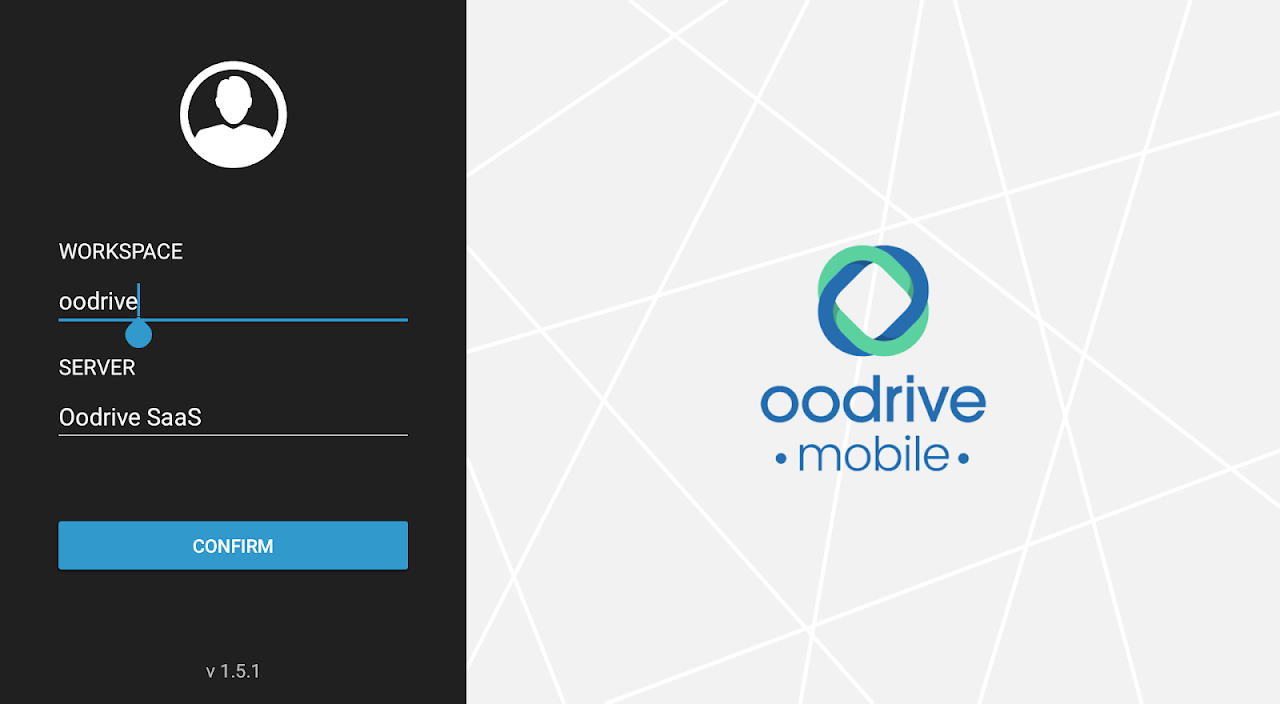 Oodrive Mobile 1.8 Screen 16
