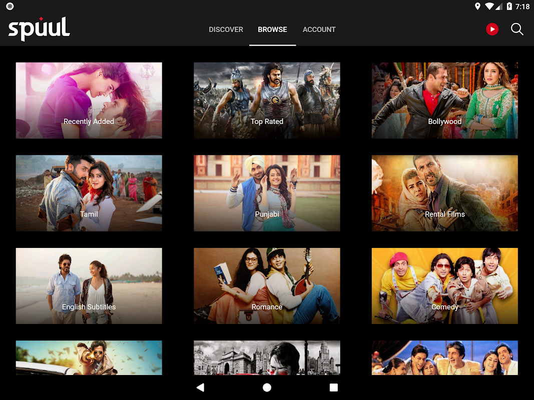 Spuul - Watch Indian Movies Spuul Android v3.3.0.4.11.28 Screen 11