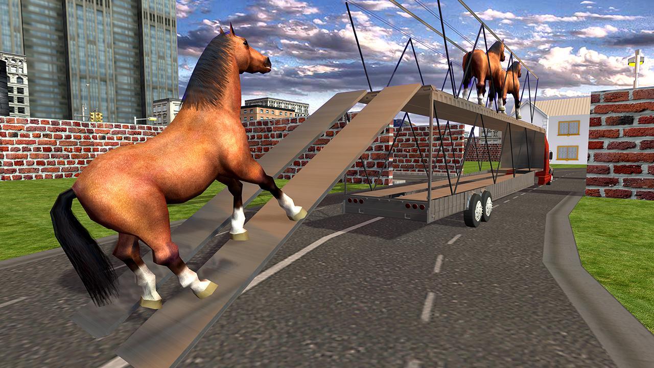 Crazy Horse Animal Transport 2.0 Screen 5