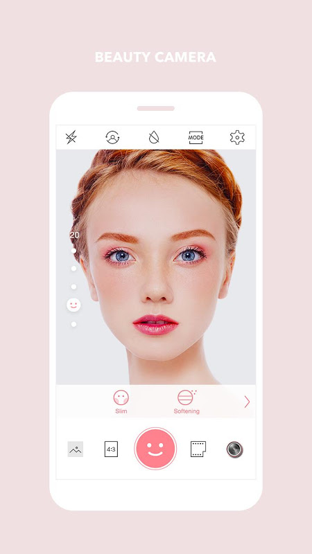 Android Cymera - Photo & Beauty Editor Screen 6
