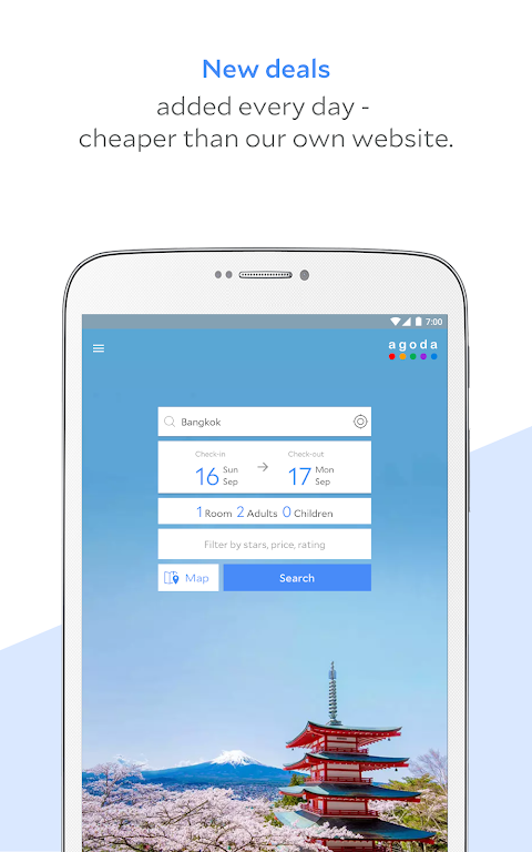 Android Agoda – Hotel Booking Deals Screen 14