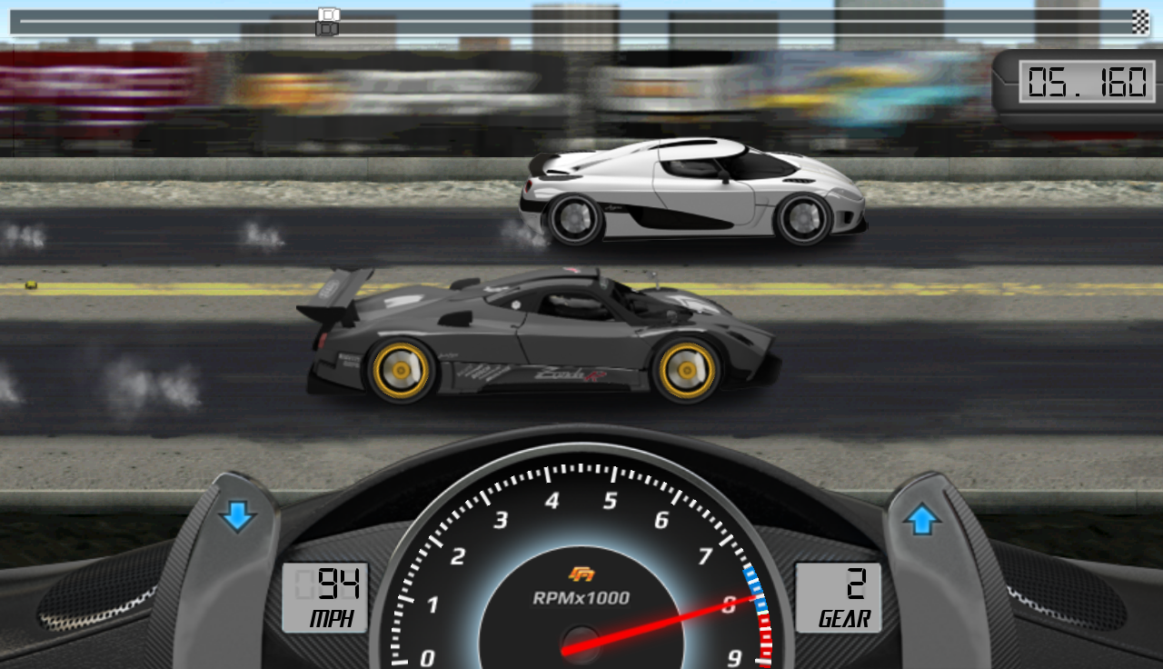 Drag Racing 1.7.51 Screen 4