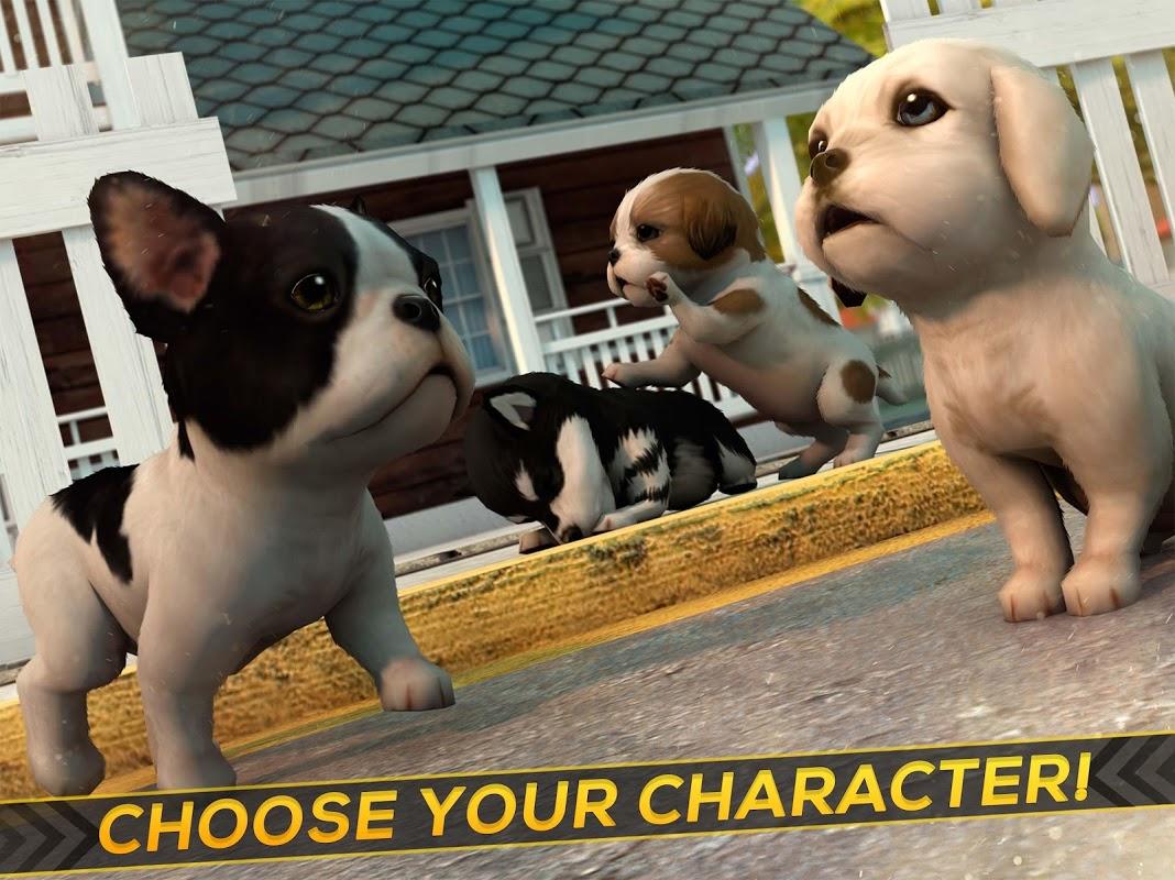 Dog Puppies Run! 1.3.0 Screen 5