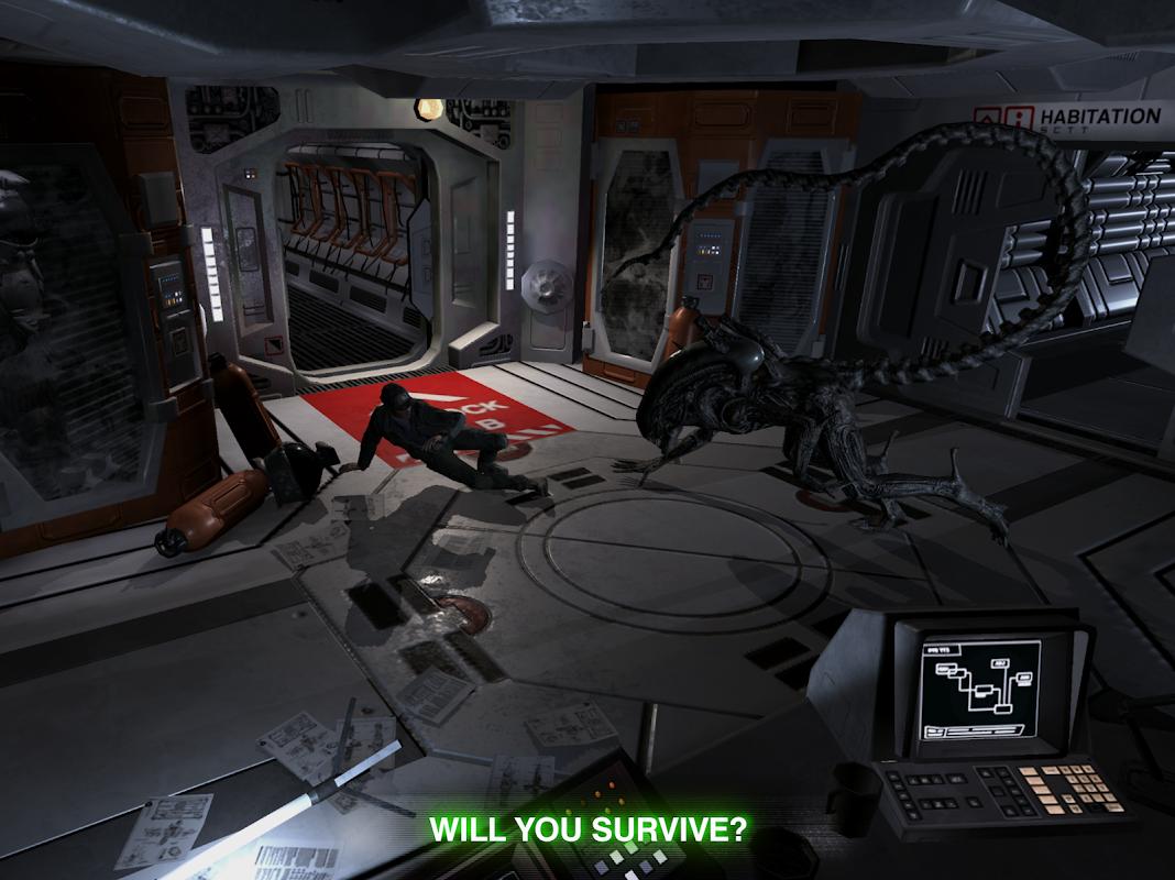 Alien: Blackout 1.0 Screen 9