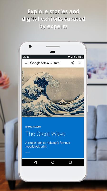 Google Arts & Culture 7.2.16 Screen 12