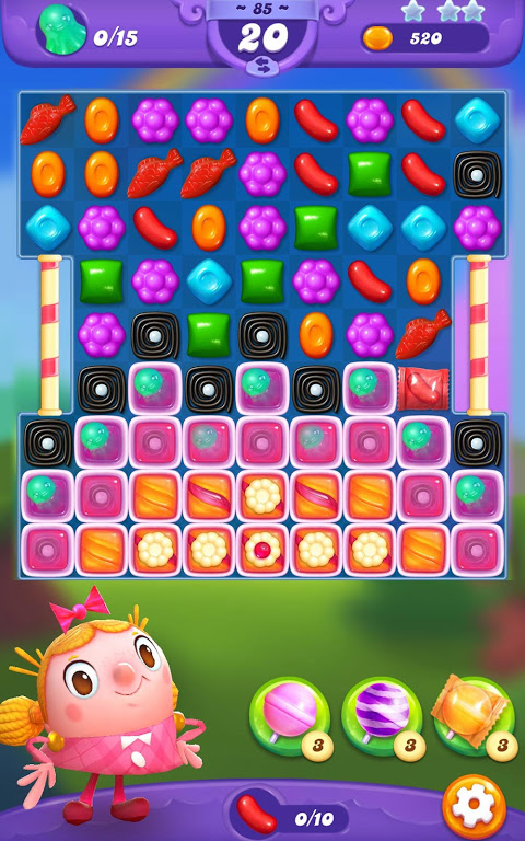 Candy Crush Friends Saga 1.23.4 Screen 8