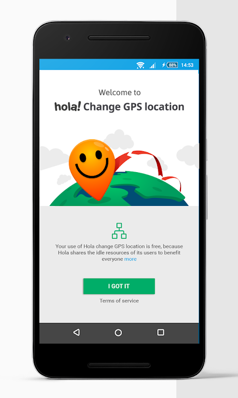 Fake GPS location - Hola 1.122.880 Screen 4