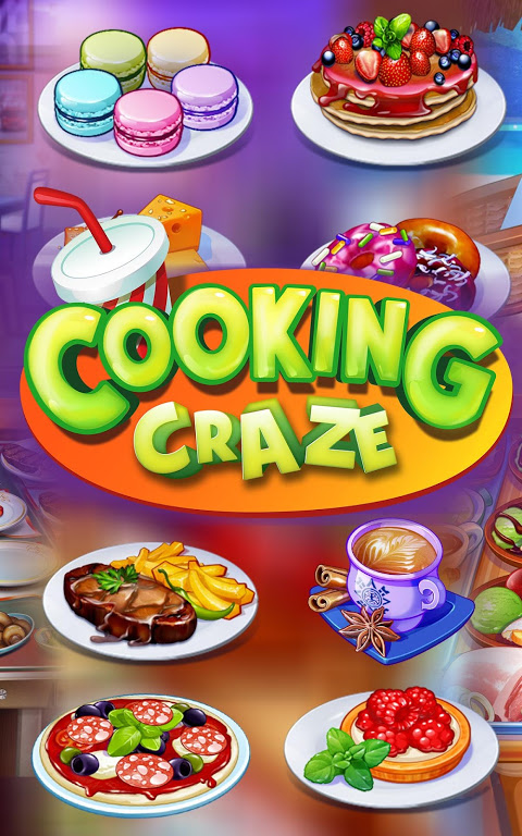 Android Cooking Craze: Crazy, Fast Restaurant Kitchen Game Screen 7