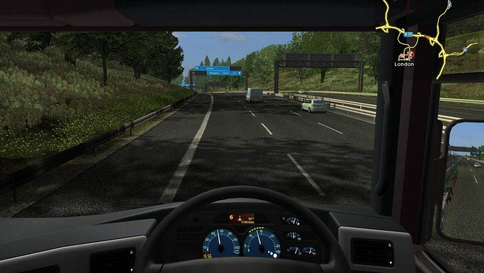 Android Truck Simulator 2015 FREE Screen 1