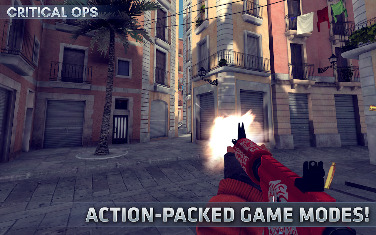 Critical Ops 1.5.0.f555 Screen 13