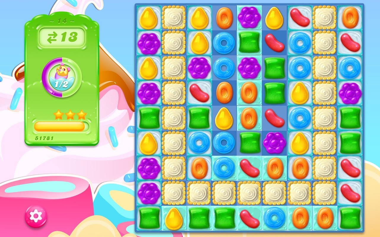 Android Candy Crush Jelly Saga Screen 17