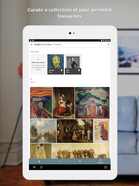 Google Arts & Culture 7.2.16 Screen 5