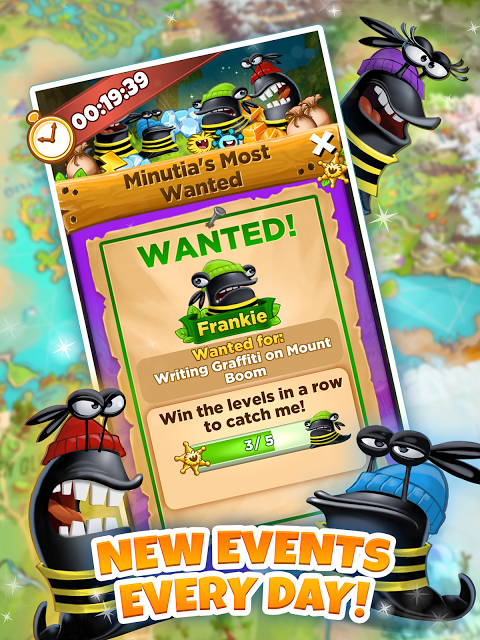Android Best Fiends - Puzzle Adventure Screen 12
