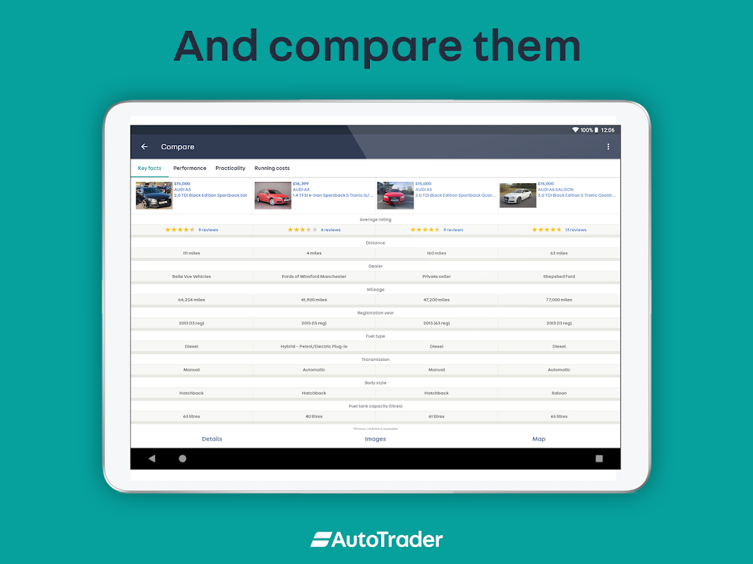 Android Auto Trader - Buy, sell and value new & used cars Screen 9