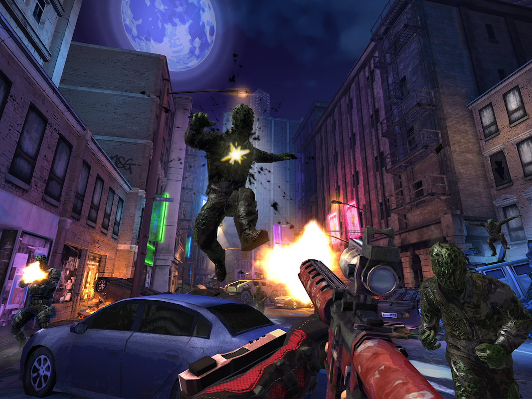 Suicide Squad: Special Ops 1.1.3 Screen 13