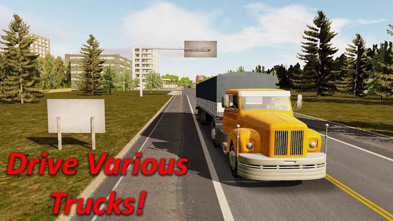 Android Heavy Truck Simulator Screen 7