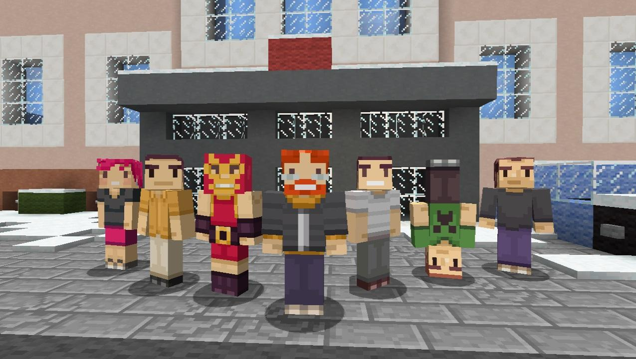 Skins for Minecraft 1.0 Screen 1