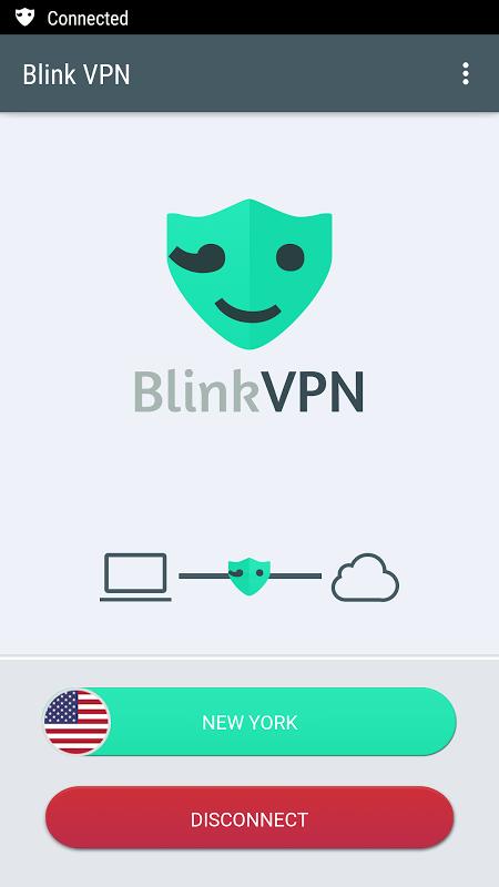 Android Blink VPN Screen 7