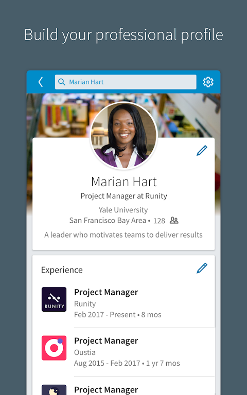 LinkedIn 4.1.195 Screen 6