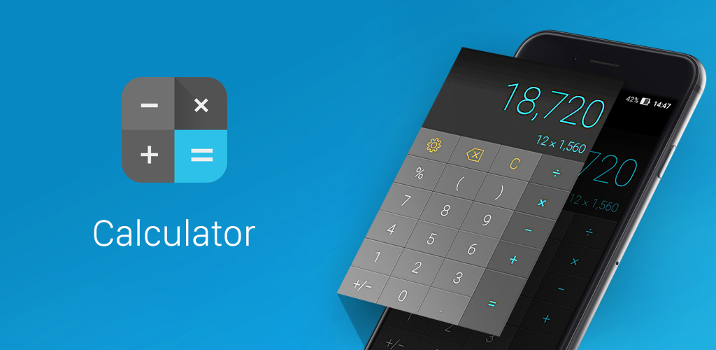 Android Calculator smart Screen 4