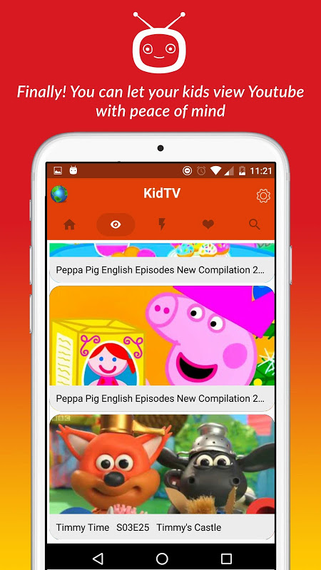 net.studio7.kidTV 1.1.5 Screen 5
