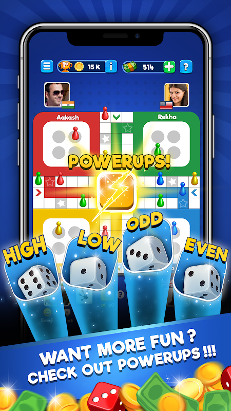 Ludo Club - Fastest Ludo - King of Ludo 1.1.16 Screen 1