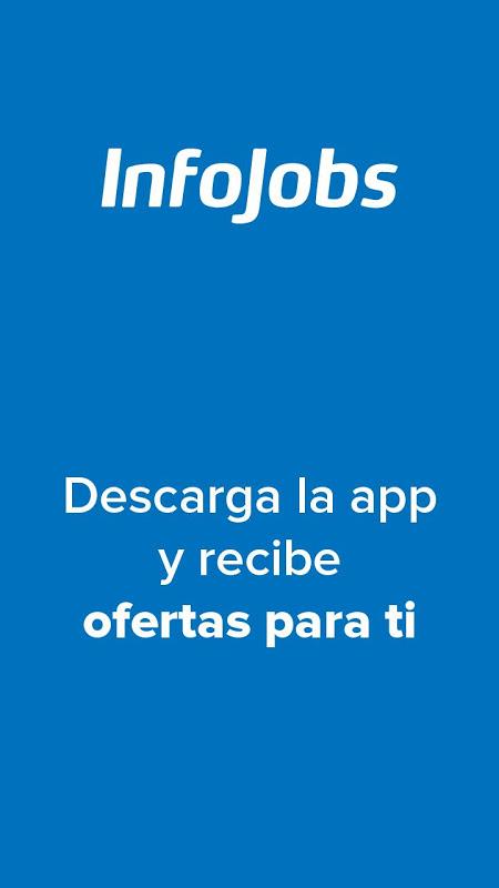 InfoJobs - Job Search 2.95.1 Screen 15