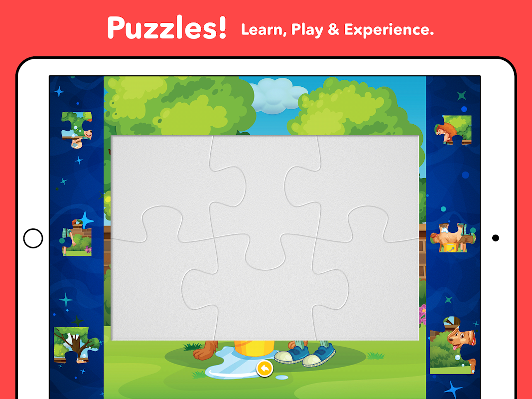 Android Kids Puzzles - Kids games 1, 2, 3, 4, 5 years old Screen 4